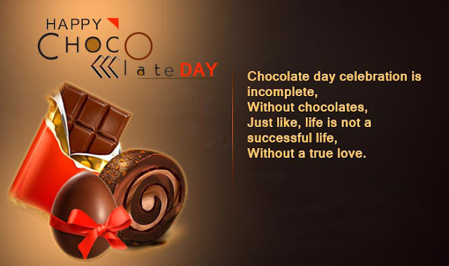 Happy Chocolate Day 2017 Quotes