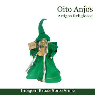Imagem Bruxa Sorte Amira