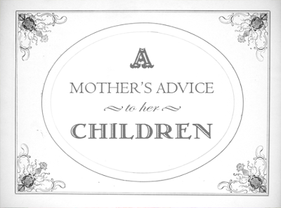 Click here to visit our Mother's Advice Pinterest board