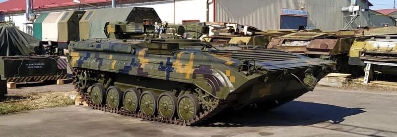 Техімпекс отримав держзамовлення на ремонт БРЕМ-Ч