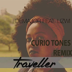 DeMajor feat Lizwi - Traveller  (Curio Tones Remix)