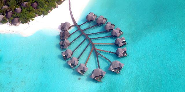 Voyage tout compris aux Malives à Coco Palm Dhuni Kolhu