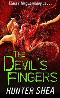 The Devil's Fingers by Hunter Shea cover