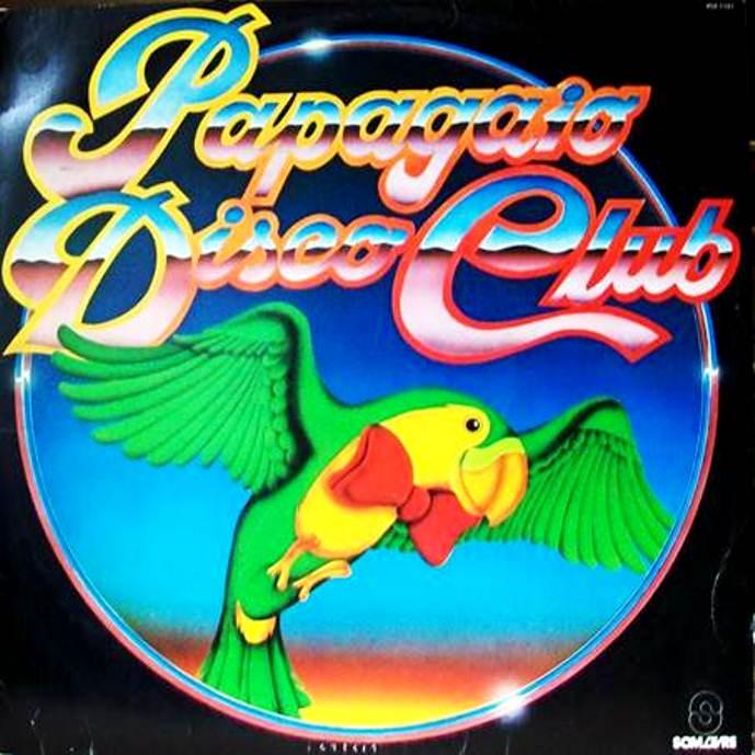 cd discoteca papagaio disco club 1978