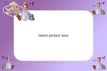 Hello Kitty Pink Stripes Photo Png Frame Printable Png Frames