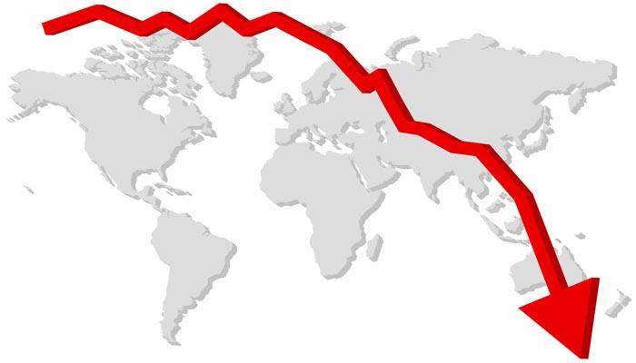 Criza financiara din 2017 la nivel mondial, mai rea ca cea din 2009. 2
