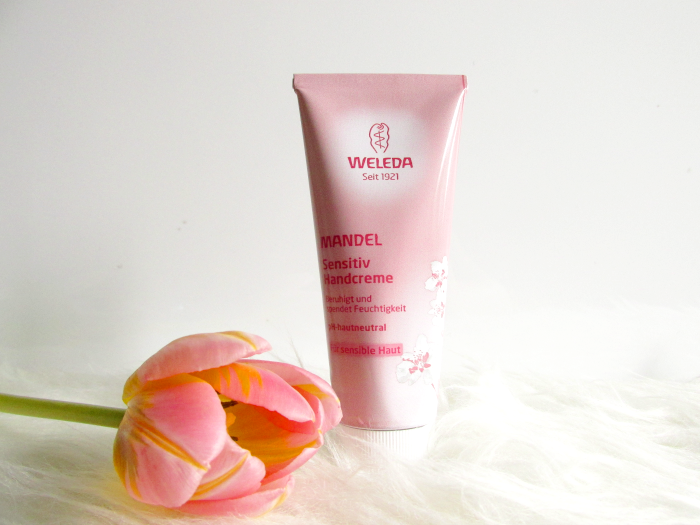 Weleda - Mandel Sensitiv Handcreme - 50 ml, 6,45 €