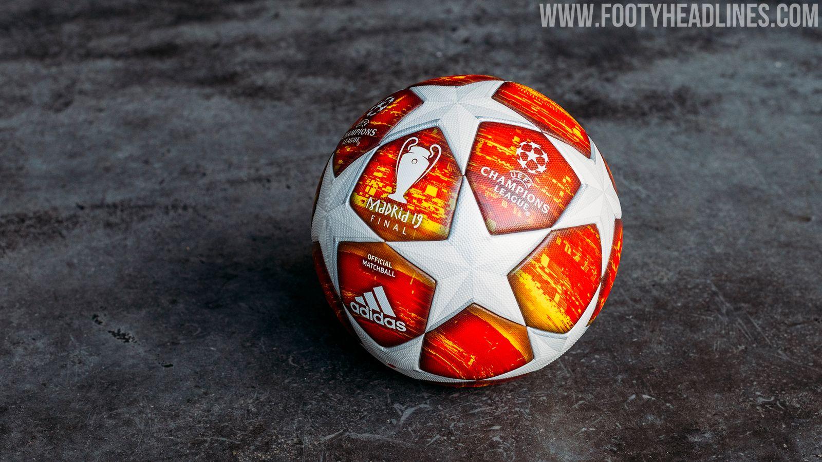 adidas 2019 champions league madrid finalfußball enthüllt