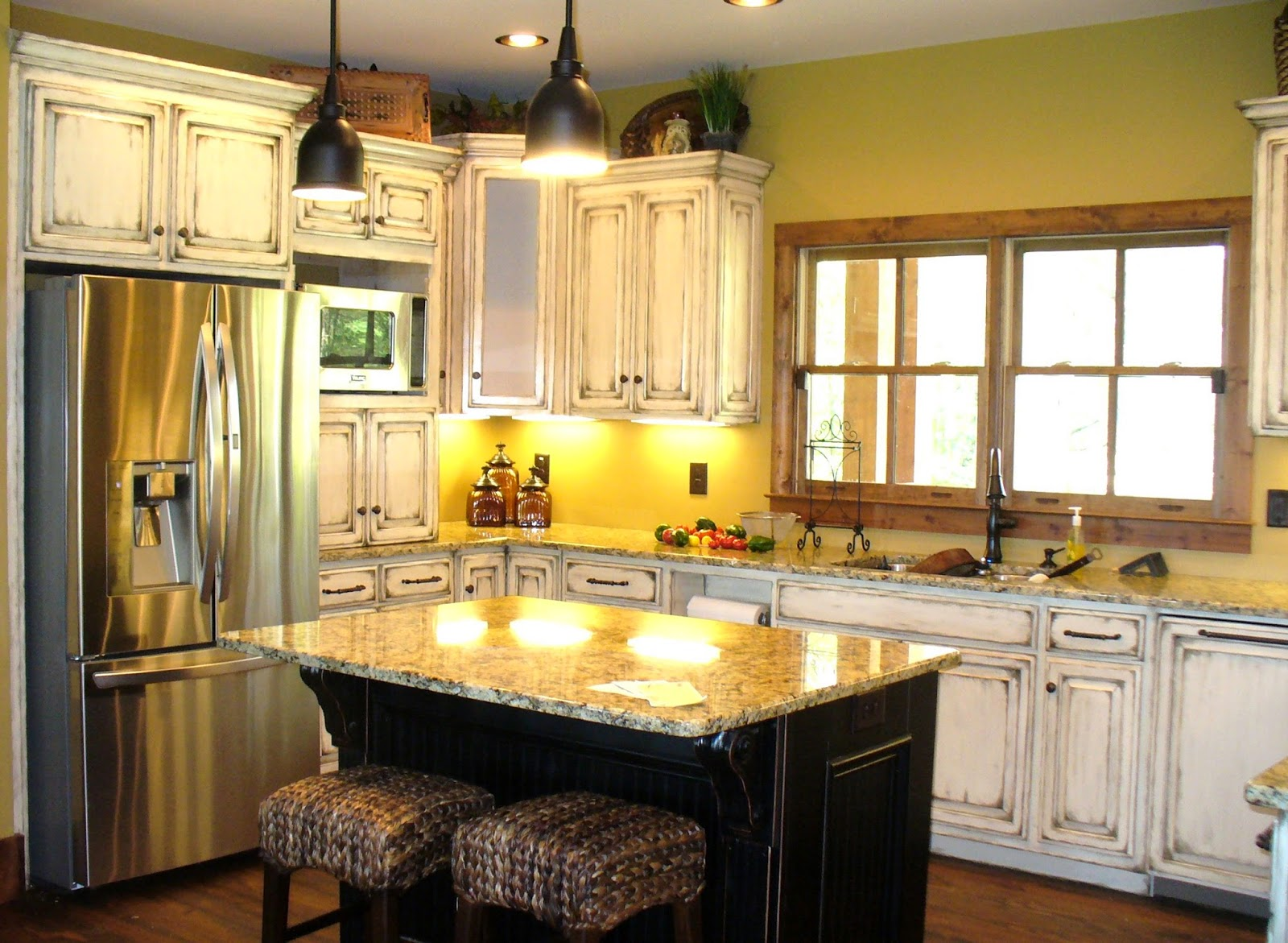 Professional Kitchen Cabinet Painters Tampa