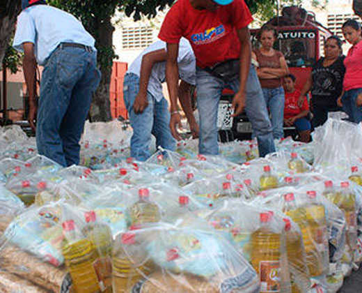 Diputada del Táchira acusa a Vielma Mora por aparición de bolsas CLAP en Cúcuta