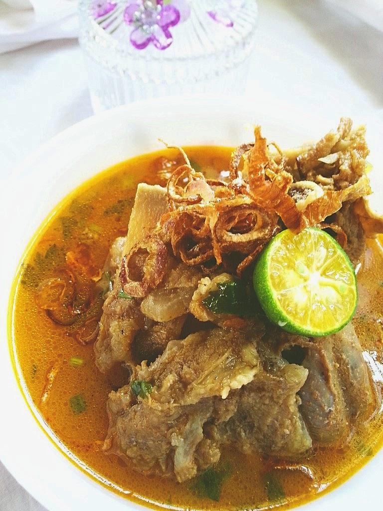 Resepi Sup Tulang Paling Sedap Chef Wan Style