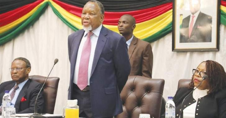MDC REJECTS MOTLANTHE REPORT
