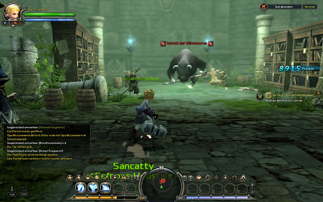 Dragon Nest - new PvE / PvP Action MMORPG