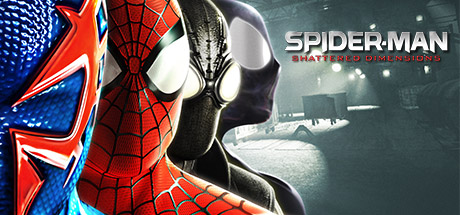 Spiderman Shattered Dimensions PC Full Version