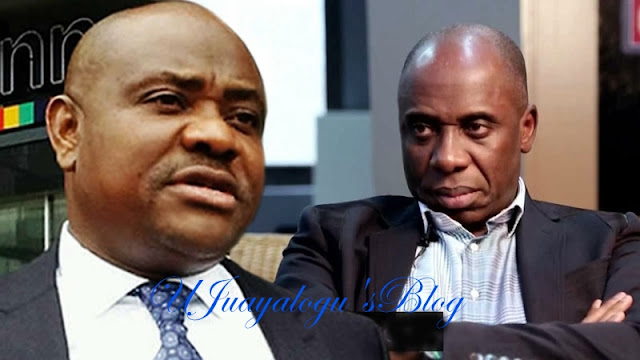 I Will Expose Your Wife – Amaechi Threatens Wike