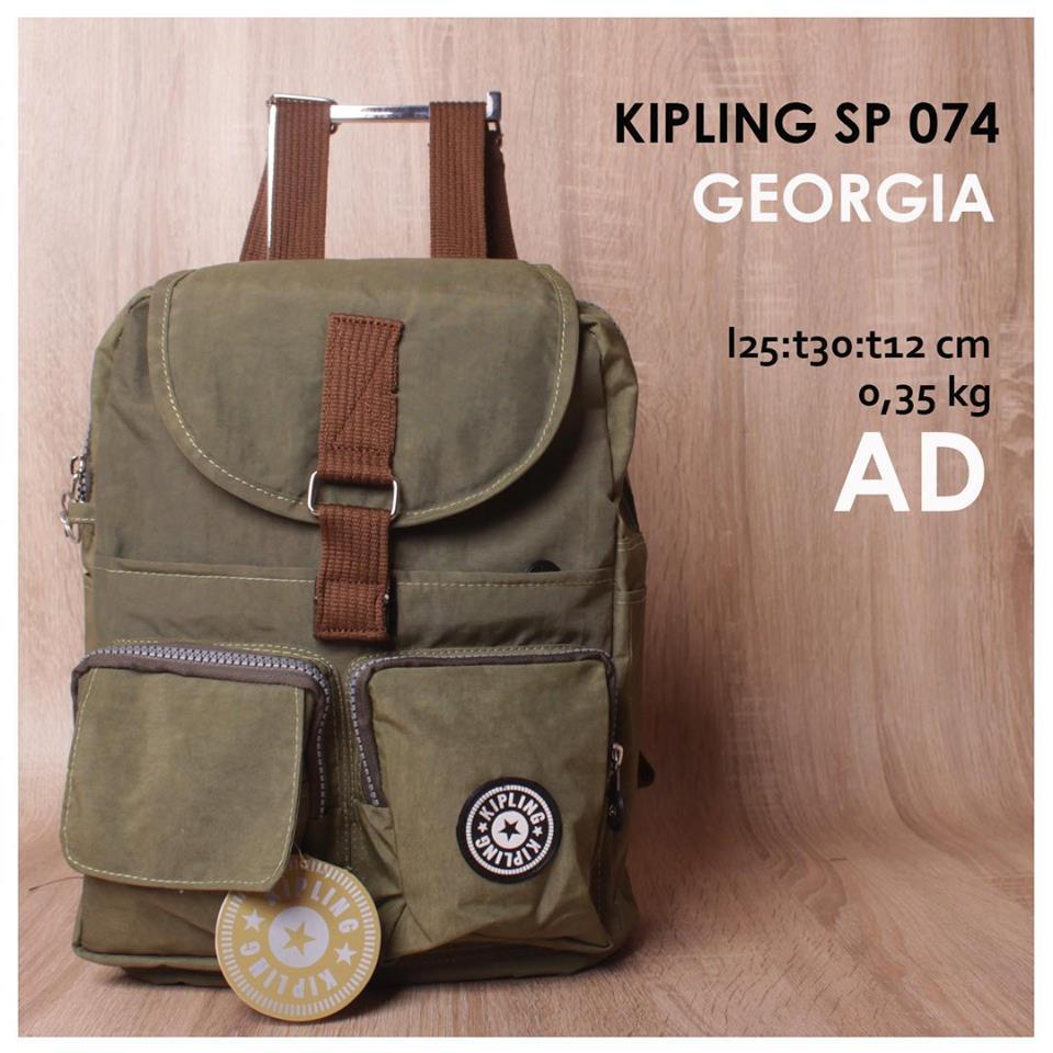 Jual Online Kipling Mini Backpack Murah Model Terbaru - Georgia SP 074