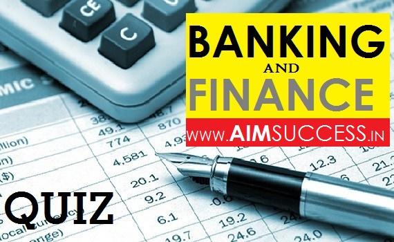 Banking & Financial Awareness Quiz