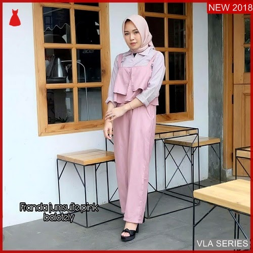 VLA198F147 Model Jumsuit Franda Ml Murah BMGShop