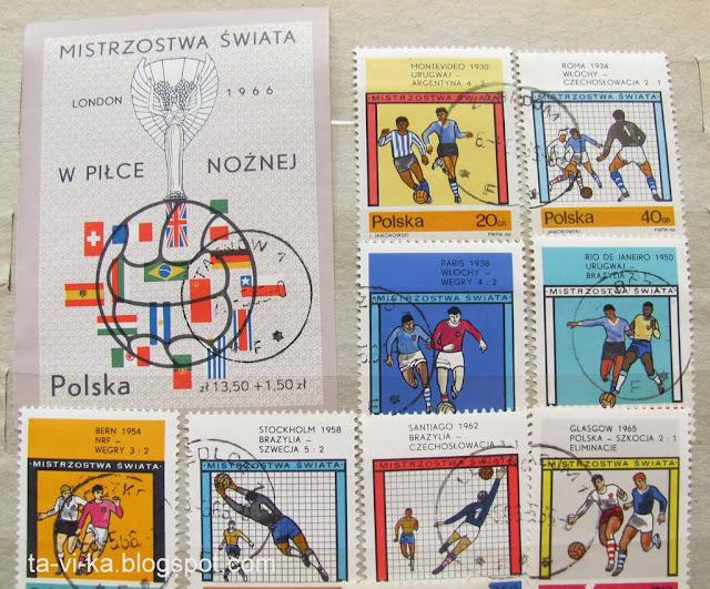 польские марки
