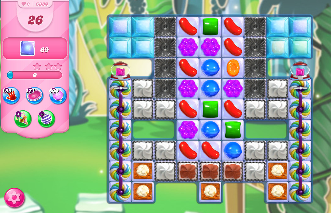 Candy Crush Saga level 6380
