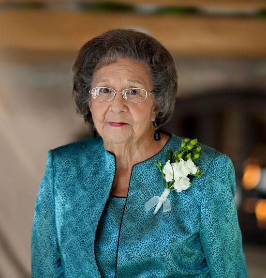 Mary Matherne Pike - AKA Granny