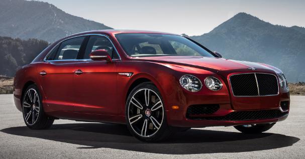2017 Bentley Flying Spur V8 S Design