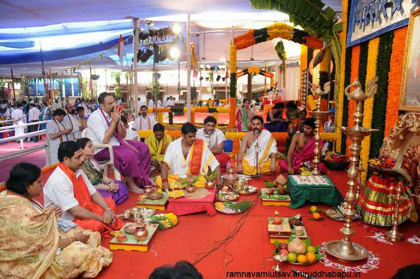 Ramnavami Renuka maata Pujan