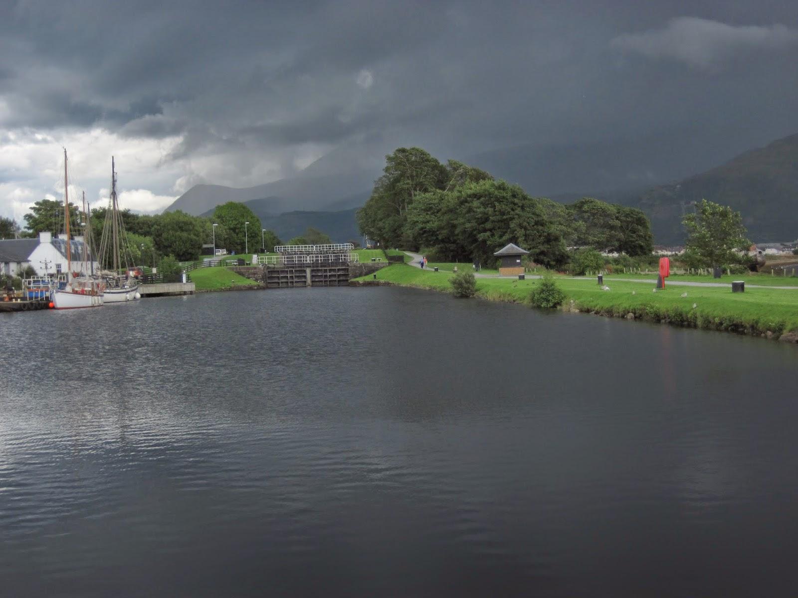 Wetter Fort William