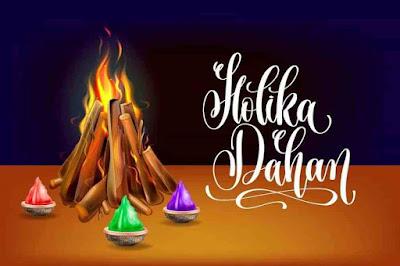 Choti Holika Dahan Images