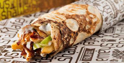 Shawarma Khas Dubai