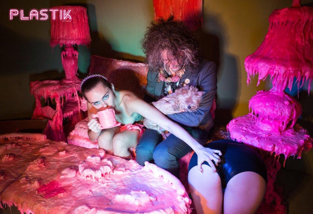 Miley Cyrus  Plastik Magazine Naked Photoshoot - Hot Celebs-7445