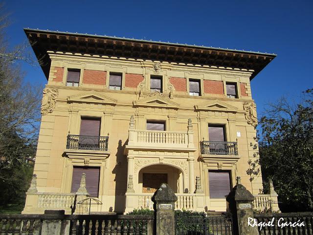 Villa Cuba. Gordexola (Bizkaia)