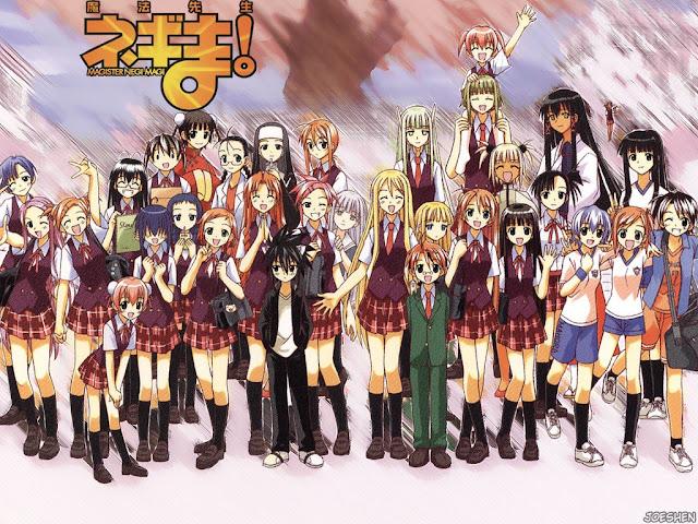 15 Animes com Fadas