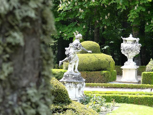 Fuentes y jardines de La Granja de San Ildefonso