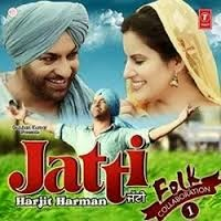 Pargat singh Hindi Lyrics Lagu Jatti Harjit Harma