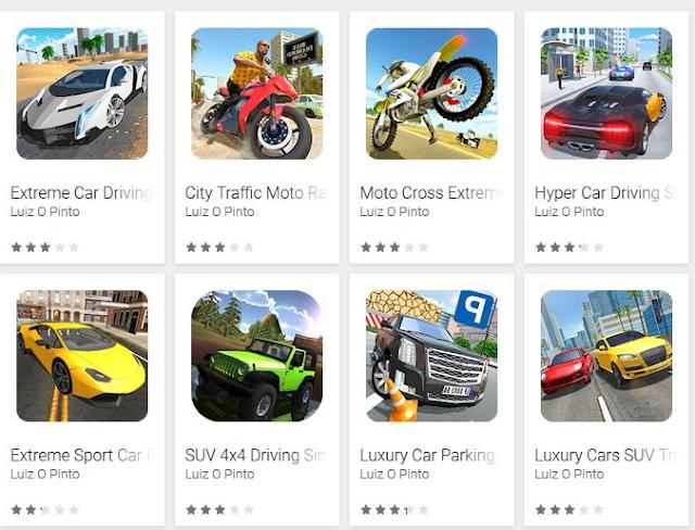 أكثر من 500000 تثبيت للألعاب التي إنتشرت فيها البرامج الضارة