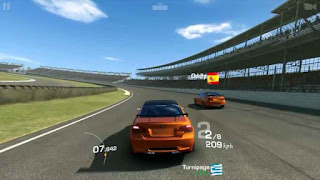 Game Real Racing 3D