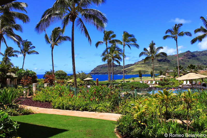 Marriott's Kauai Lagoons Property Hawaii