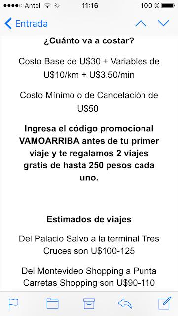 Uber-tarifas