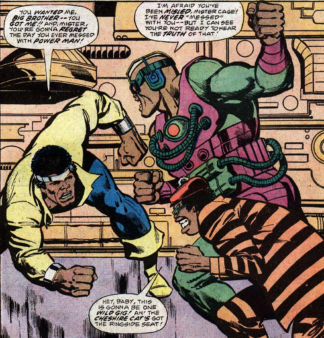 Gone   Forgotten  The Many Foes of Luke Cage  Power Man  Part 5  The Many Foes of Luke Cage  Power Man  Part 5