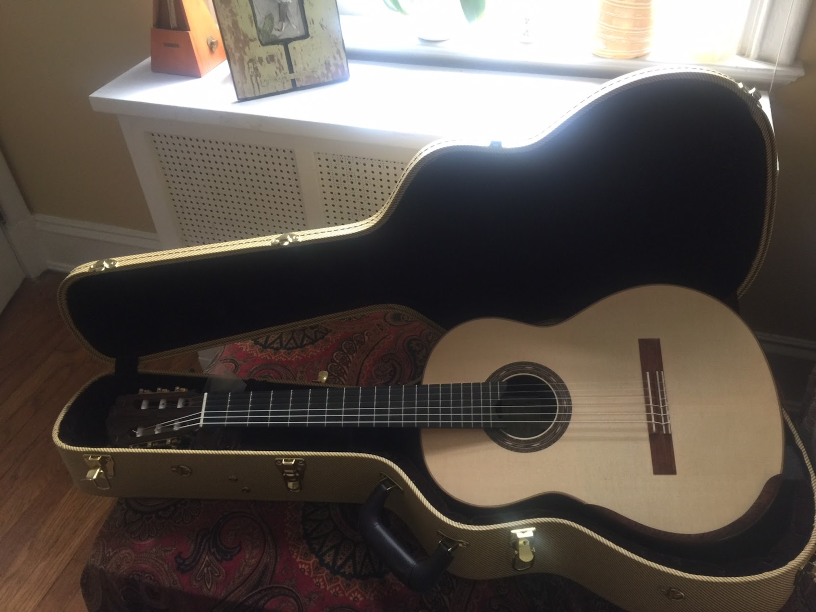 learning classical guitar my journey 2017