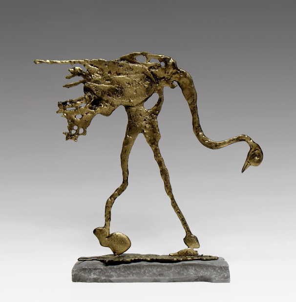Modern Art Bronze Sculptures