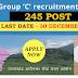 UKSSSC Recruitment 2019 - Apply Online for 245 Posts in UK Police Telecom ,Horticulture & Fire Dept