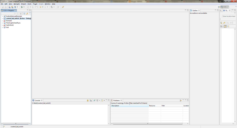 msp430 timer code java