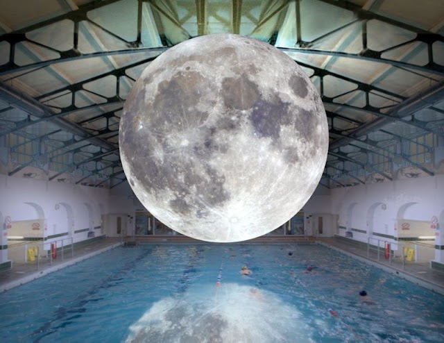 #Science : China wants to put a big fake moon in orbit to reflect sunlight back down at night