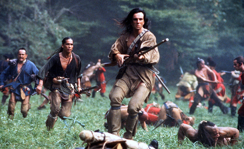 Surrender To The Void The Last Of The Mohicans 1992 Film According to wikipedia there are. last of the mohicans 1992 film