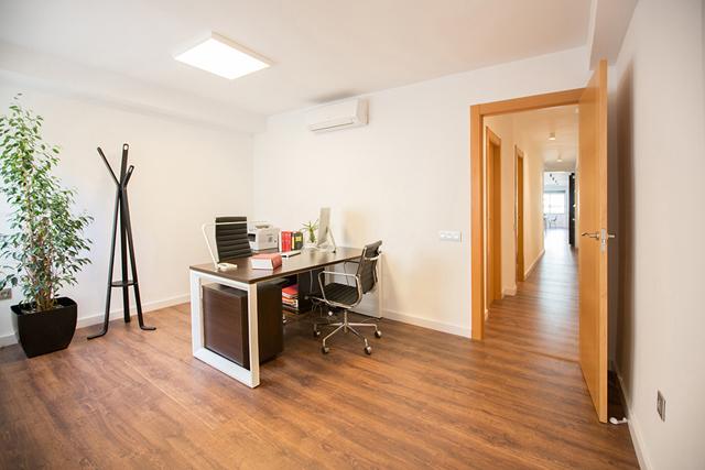Galería de fotos del despacho