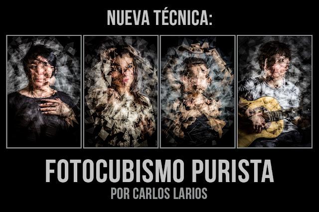 Nueva técnica: Fotocubismo Purista, por Carlos Larios