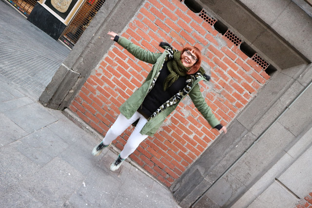 fashion blogger, inbetweenie, inbetweener, parka, british,