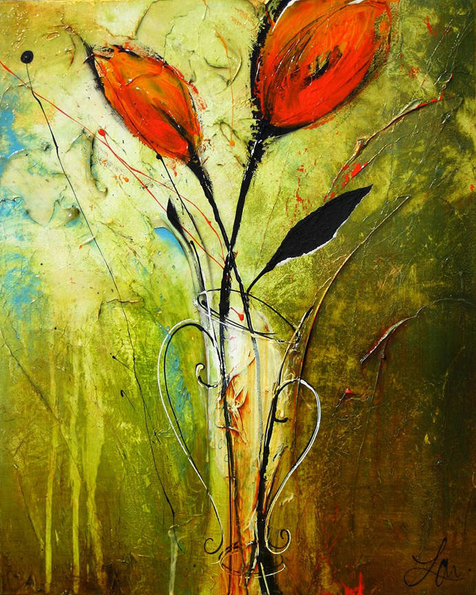 Imagination Painting: Acrylic Painting